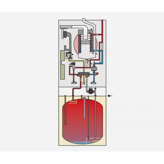 GAS CONDENSING CENTRE CGS-2L