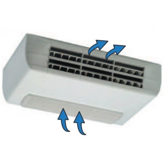 FX-HB Fan-coil unit 2 PIPE