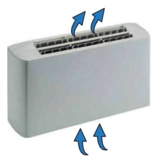 FX-VA Fan-coil unit 2 PIPE