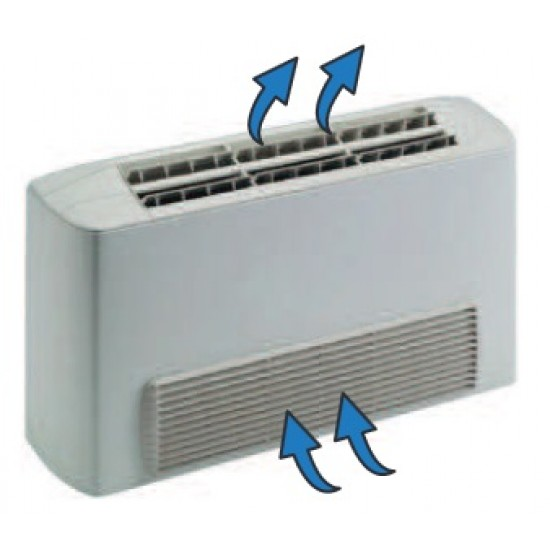 FX-VB Fan-coil unit 2 PIPE