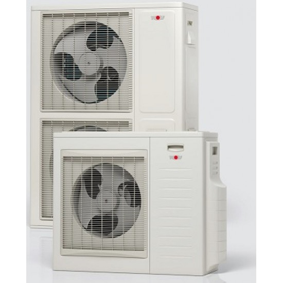 WOLF BWL-1S High efficiency air/water heat pump air/water