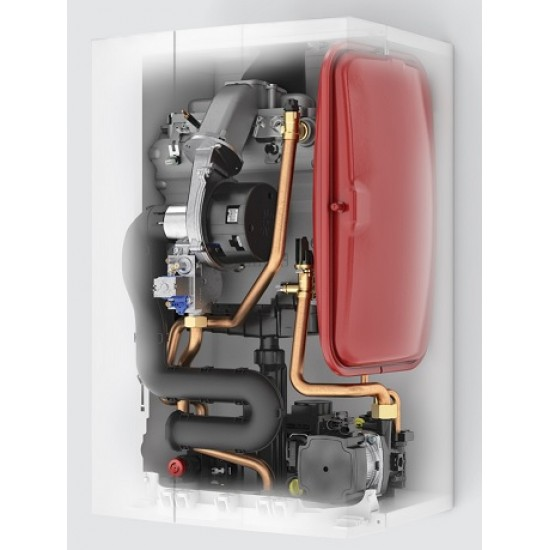 Gas condensing boiler WOLF FGB – Designed for you